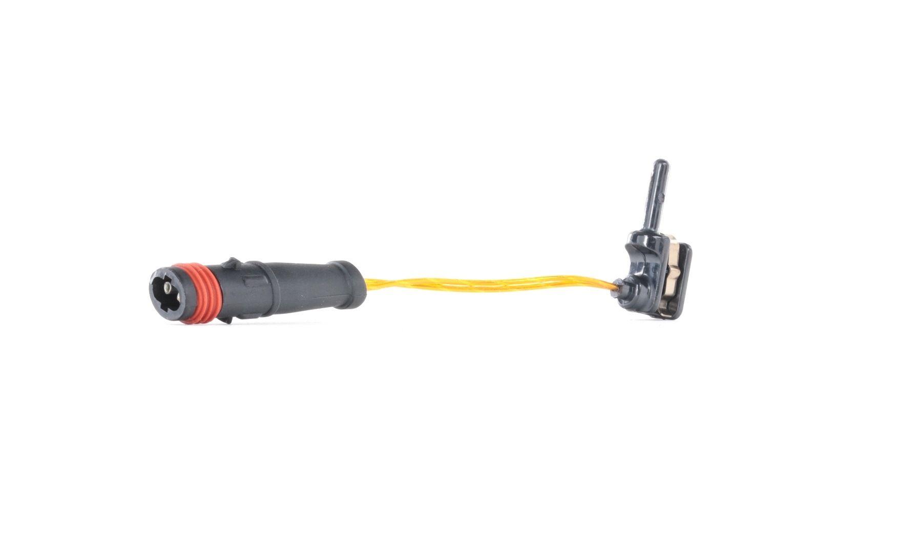RIDEX: Original Warnkontakt Bremsbelagverschleiß 407W0002 (Warnkontaktlänge: 97,5mm)