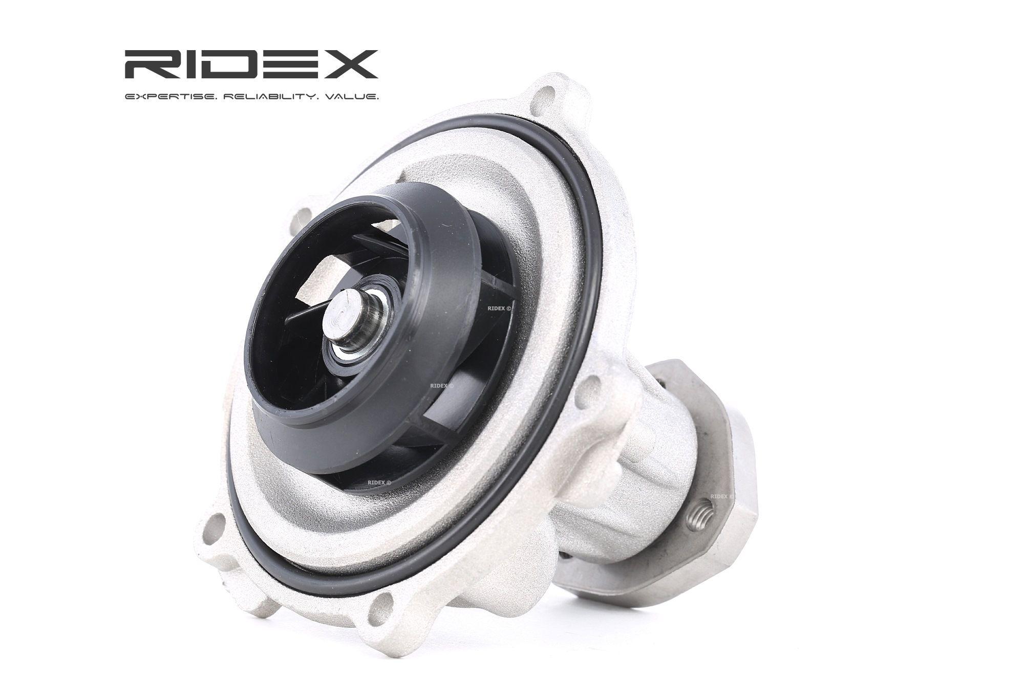 AUDI A4 2019 Kühlmittelpumpe - Original RIDEX 1260W0008