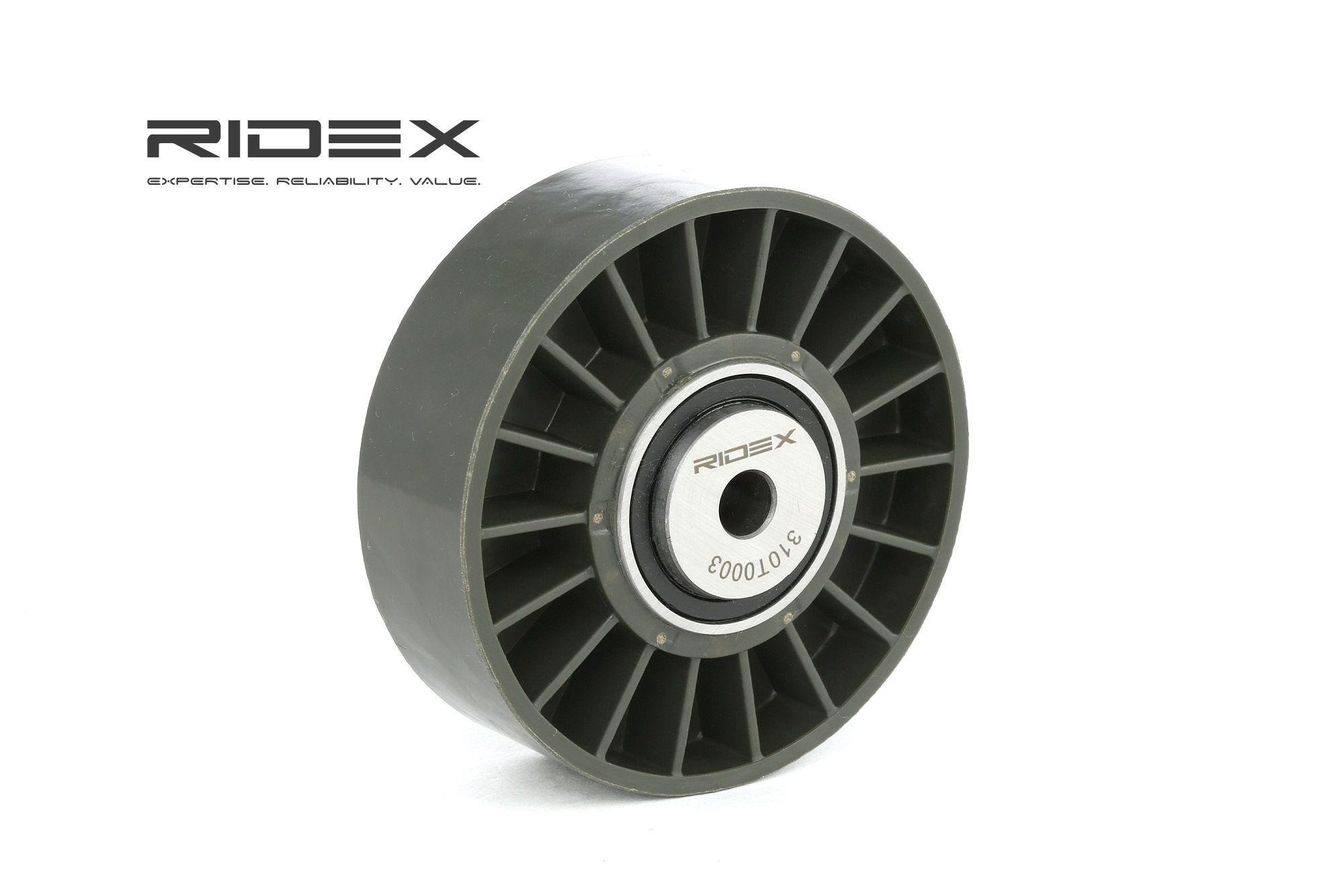 RIDEX: Original Spannrolle Keilrippenriemen 310T0003 ()