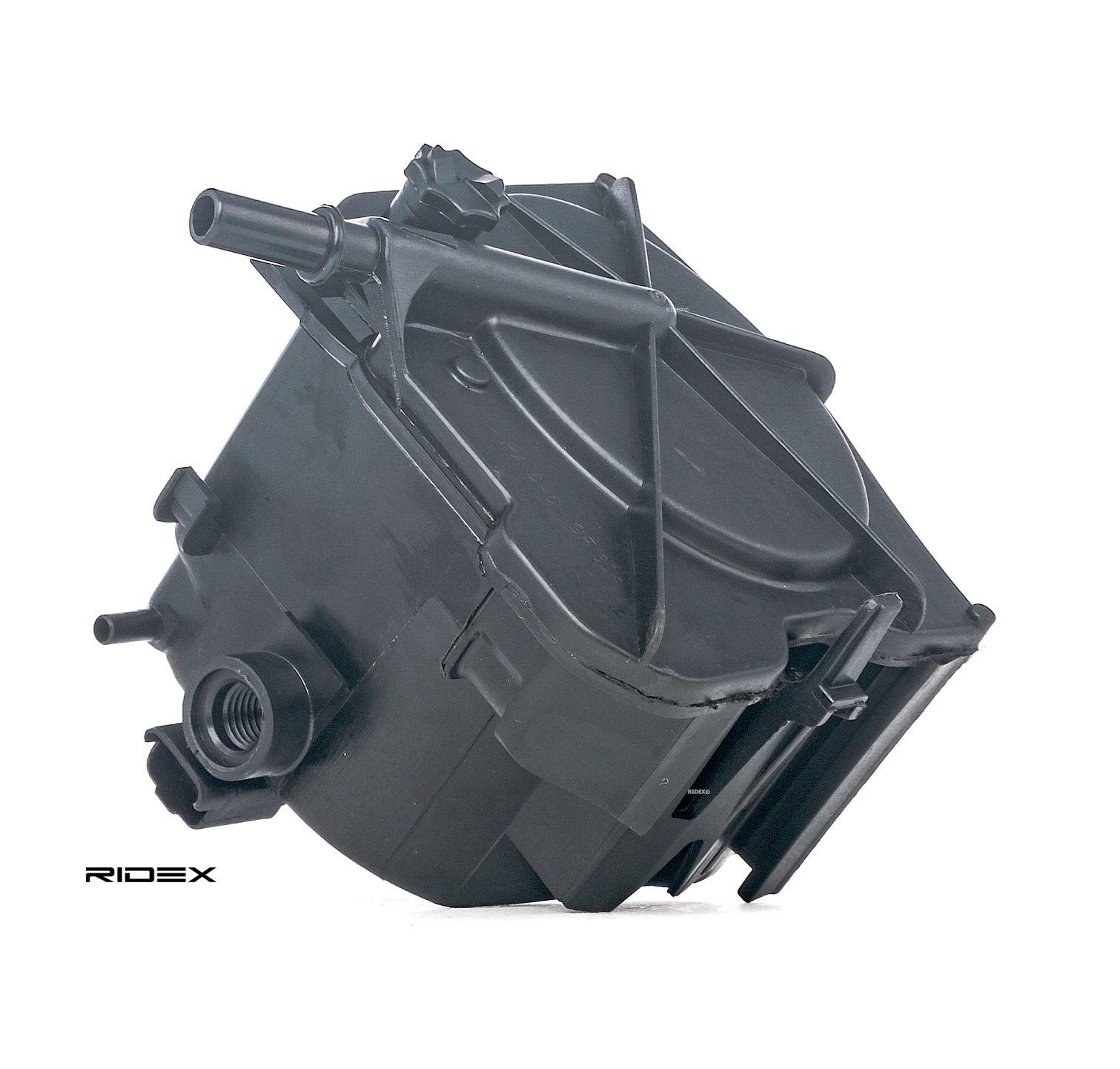 Original Palivový filtr 9F0004 Citroen
