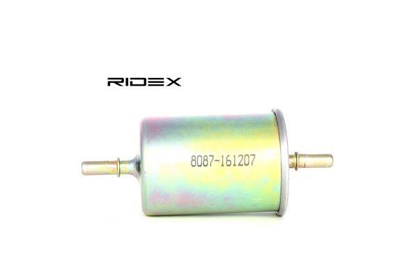 Brændstoffilter 9F0009 med et enestående RIDEX pris-ydelses-forhold