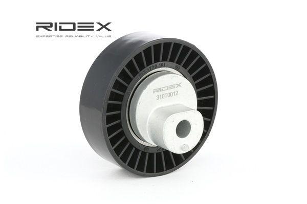 Spannrolle 310T0012 mit vorteilhaften RIDEX Preis-Leistungs-Verhältnis