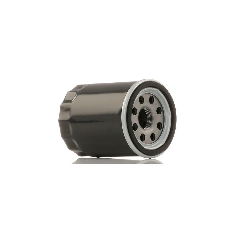 Køb 7O0012 RIDEX Påskruet filter Ø: 65mm, Höhe: 88mm Oliefilter 7O0012 billige