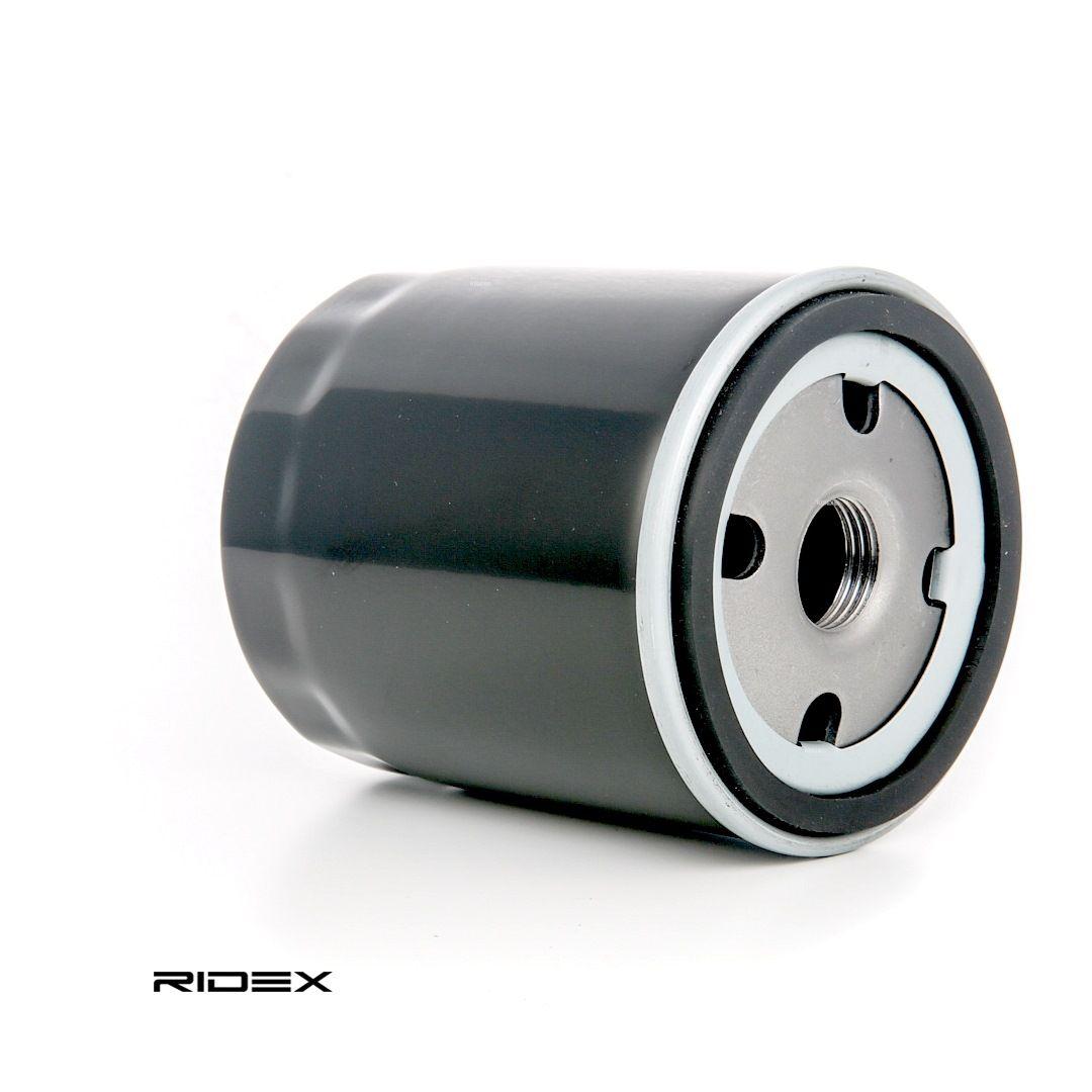 Alyvos filtras 7O0028 RIDEX — tik naujos dalys