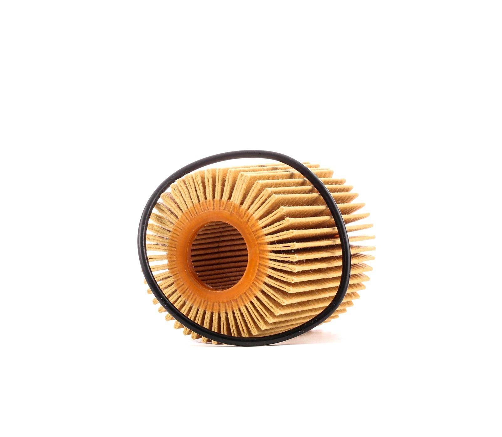 RIDEX: Original Motorölfilter 7O0051 (Ø: 71mm, Ø: 71mm, Höhe: 82mm)