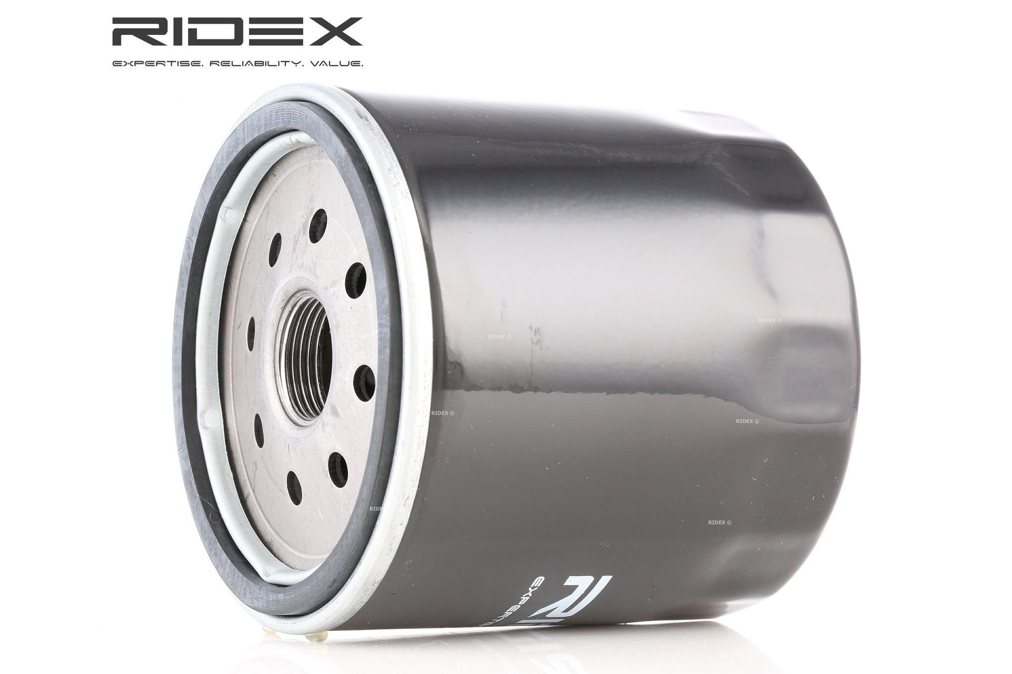 Motorölfilter RIDEX 7O0052