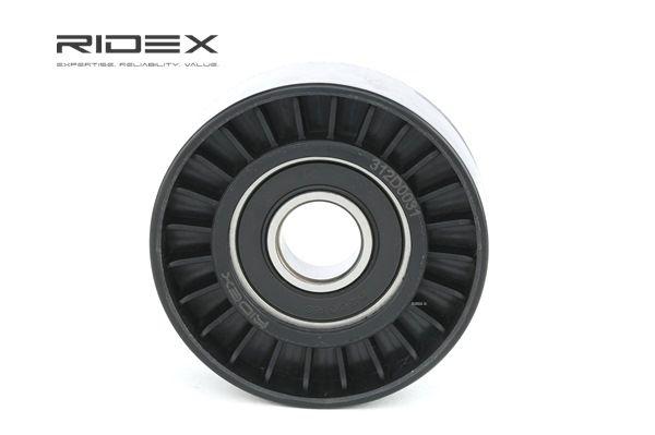 Køb RIDEX Ø: 70mm Medløberhjul, multi-V-rem 312D0031 billige