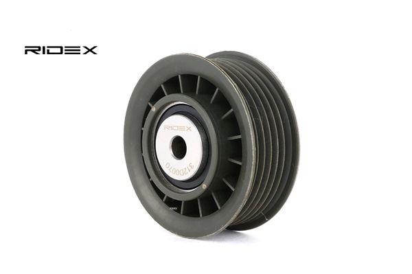 acheter RIDEX Poulie renvoi / transmission, courroie trapézoïdale à nervures 312D0070 à tout moment