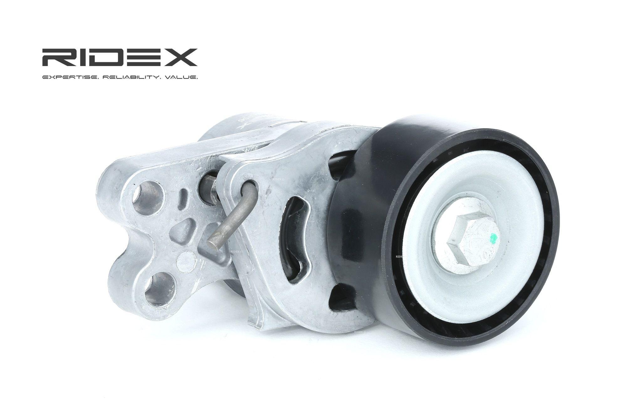 RIDEX: Original Spannrolle Keilrippenriemen 310T0056 (Breite: 25,00mm)