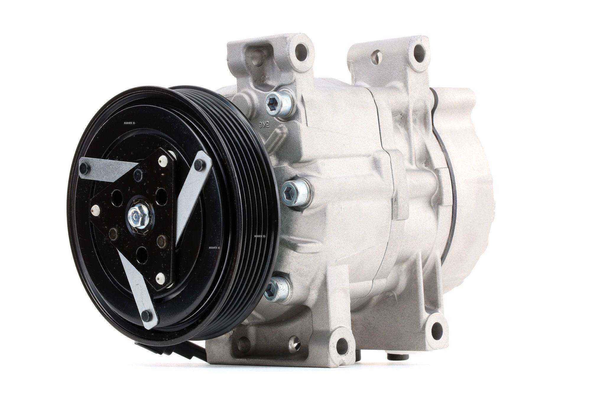 Original NISSAN Kompressor Klimaanlage 447K0002