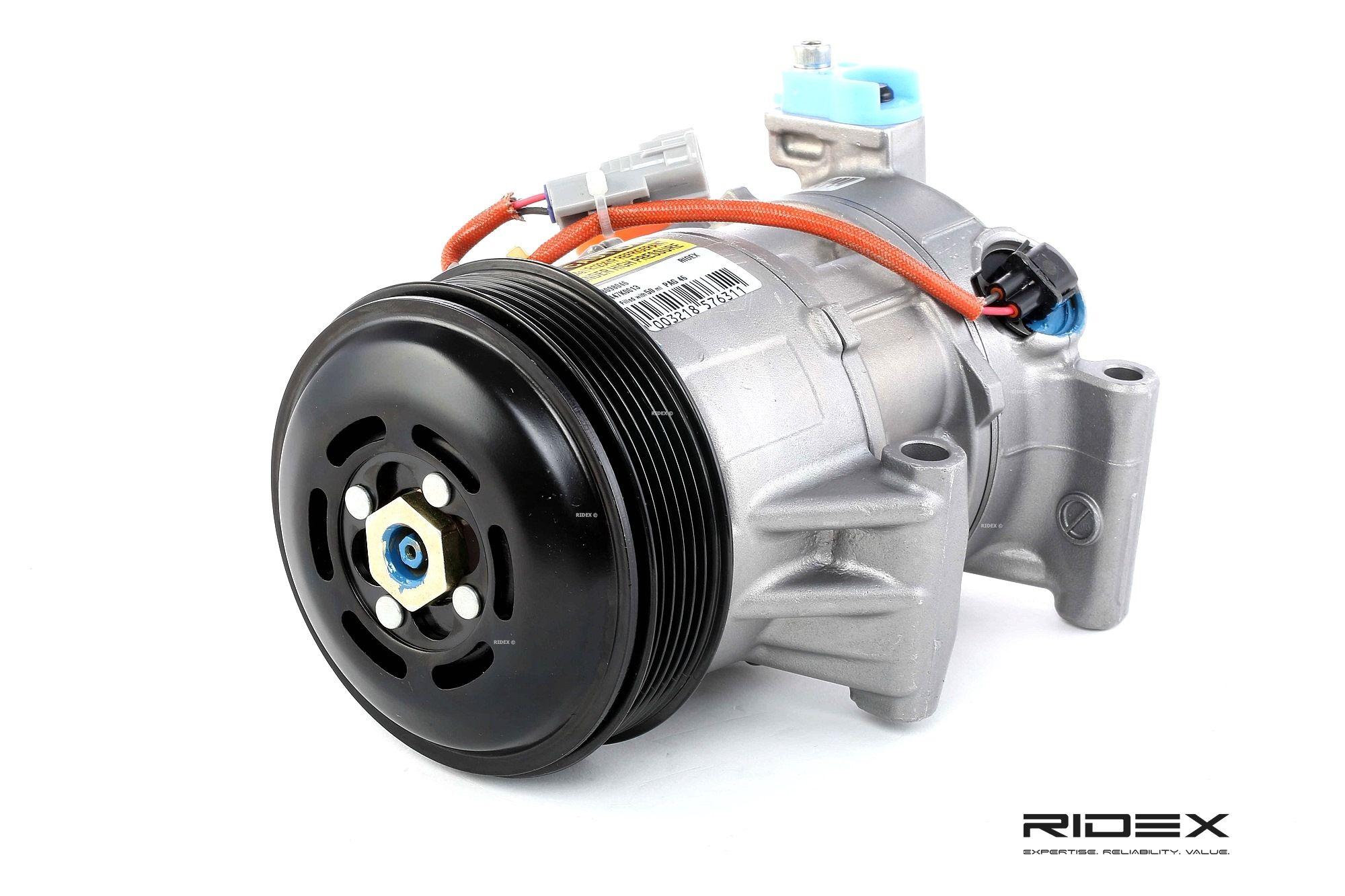 Original LAND ROVER Kompressor 447K0013