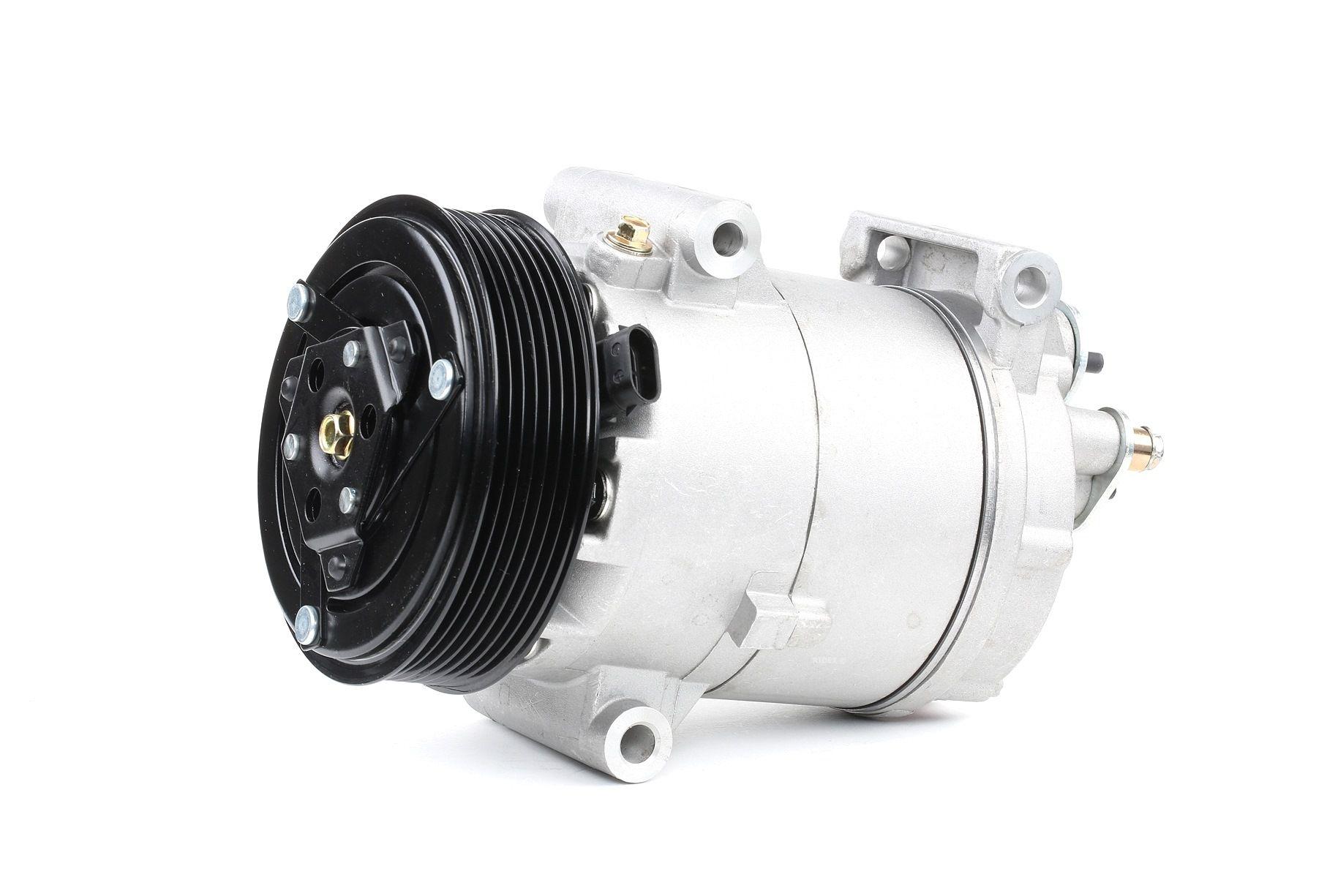 RIDEX: Original Kompressor 447K0118 (Riemenscheiben-Ø: 119mm, Anzahl der Rillen: 7)