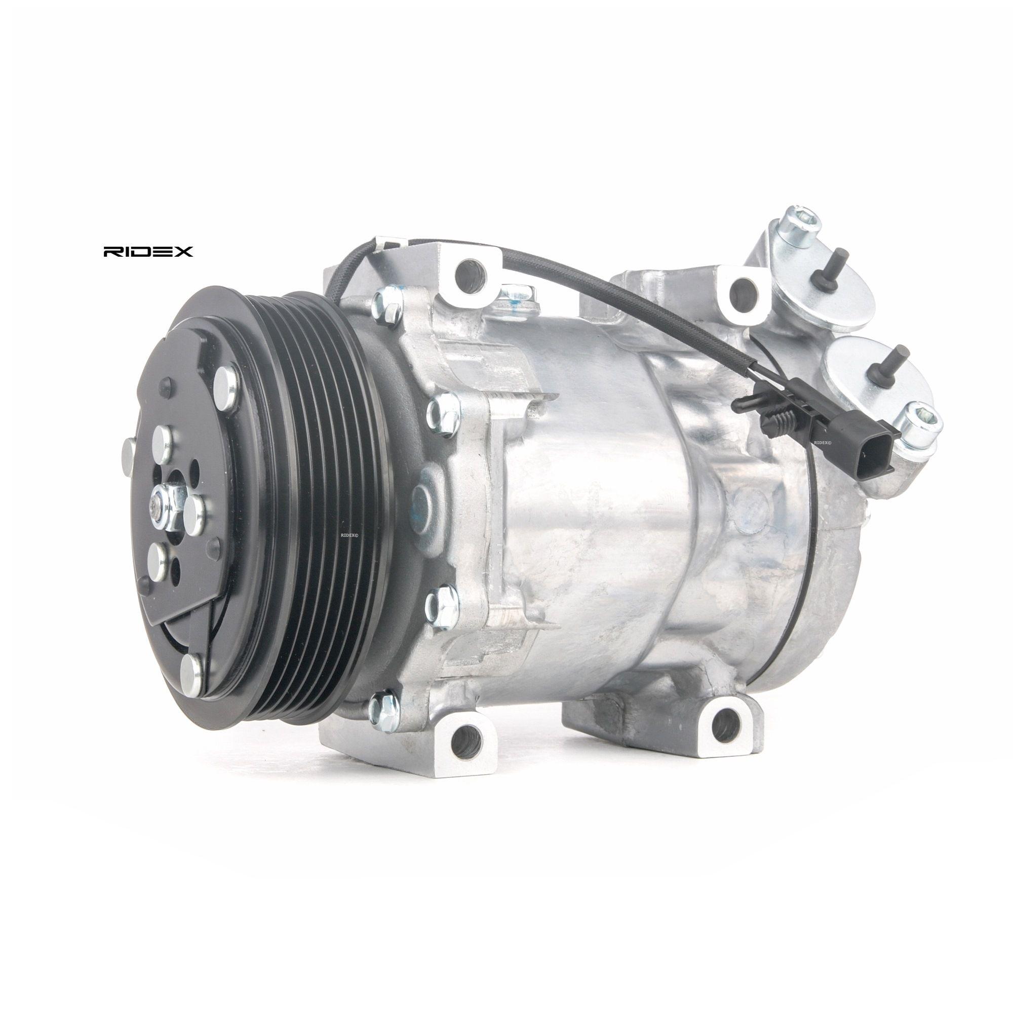 Kompressor Klimaanlage RIDEX 447K0102