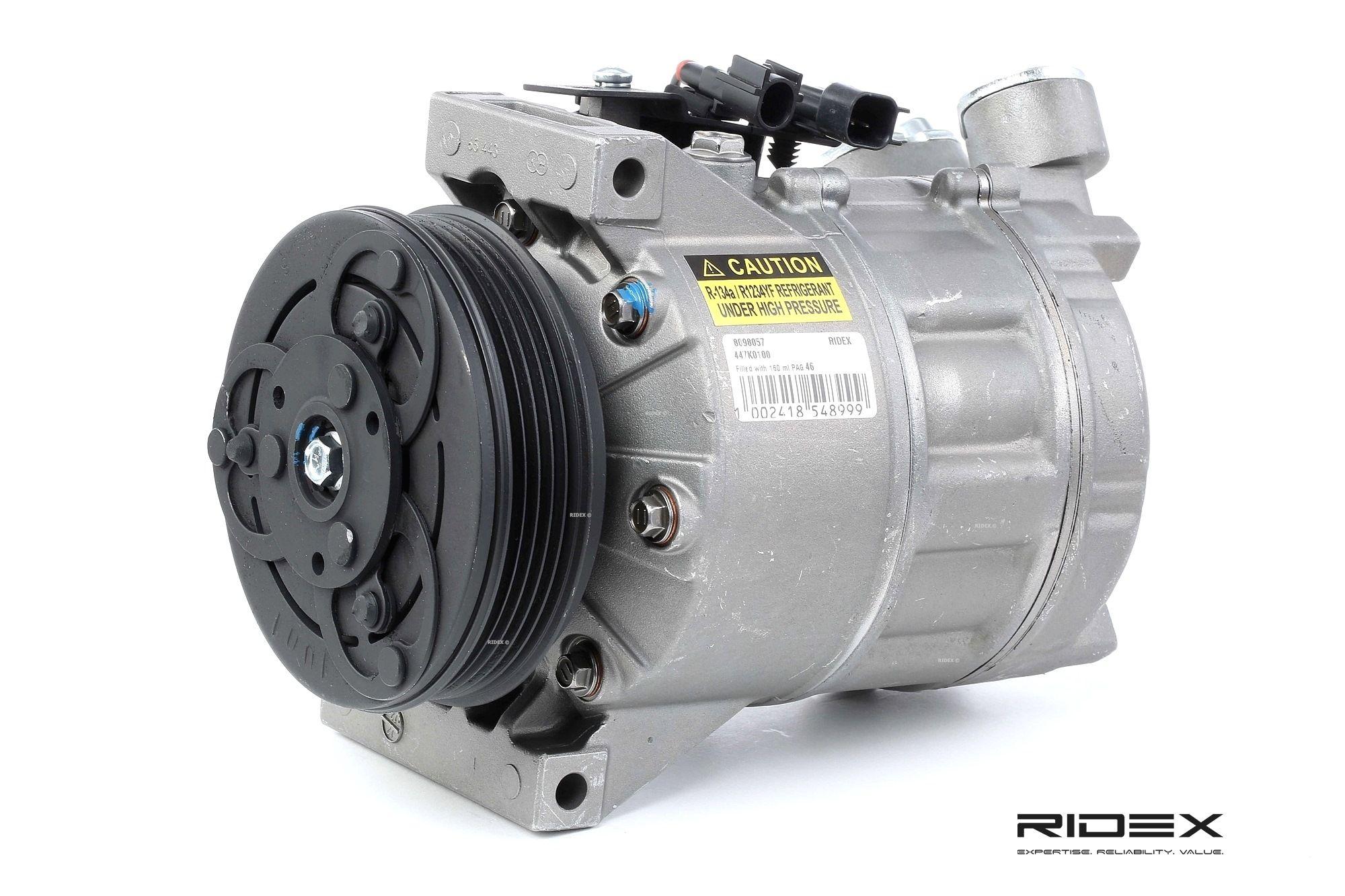 Original PORSCHE Kompressor 447K0100