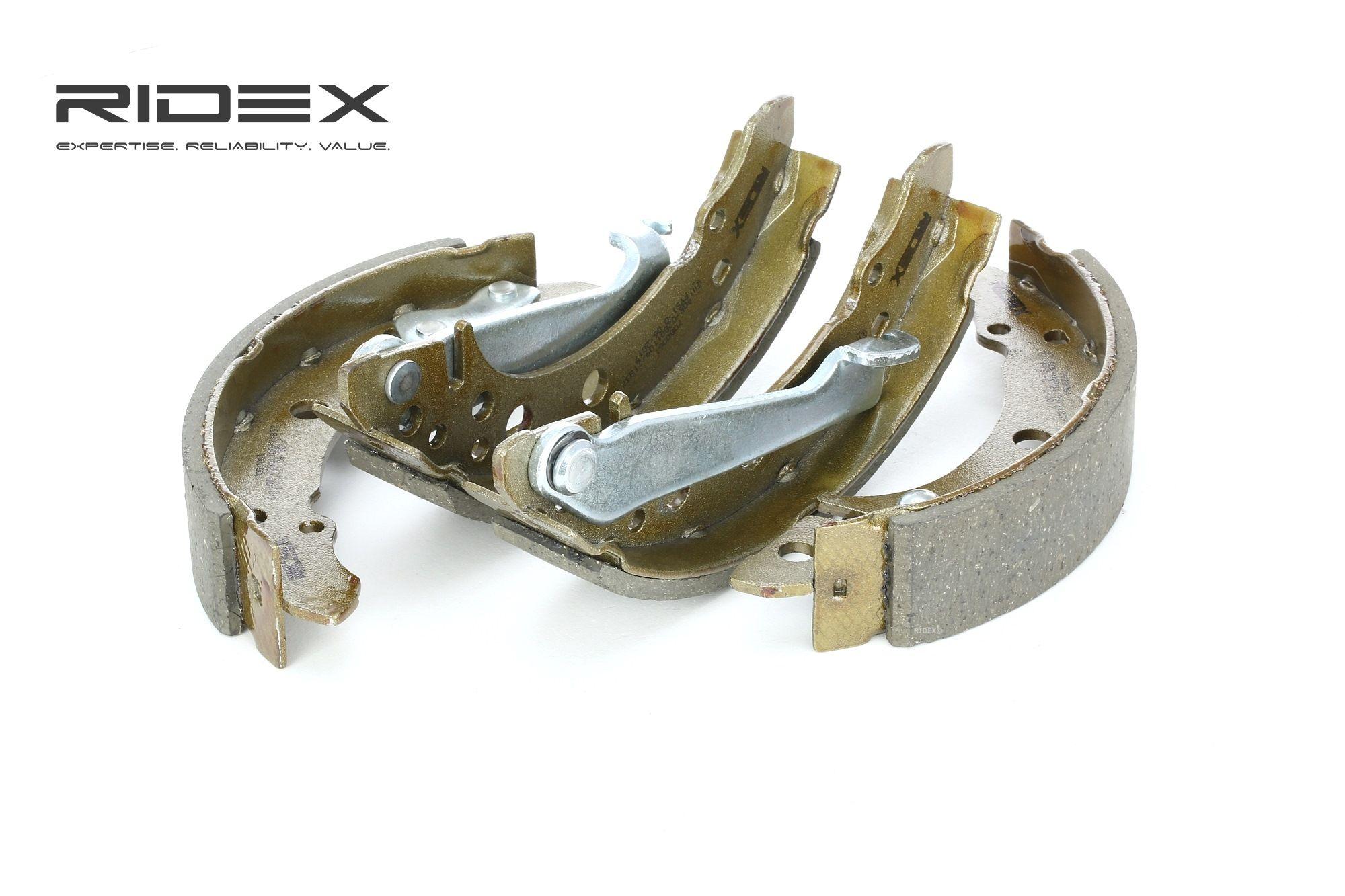 RIDEX: Original Bremsbackensatz 70B0061 (Breite: 31mm)