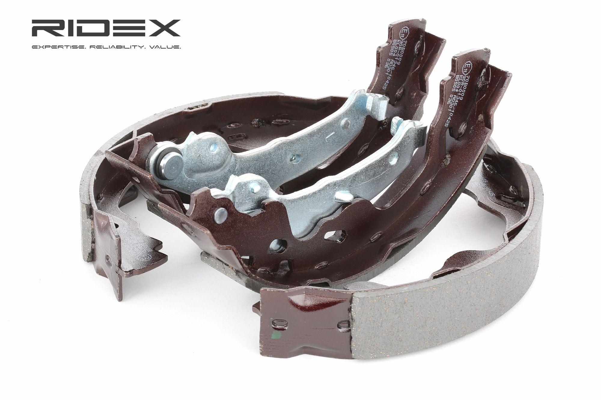 RIDEX: Original Bremsbackensatz 70B0009 (Breite: 32mm)