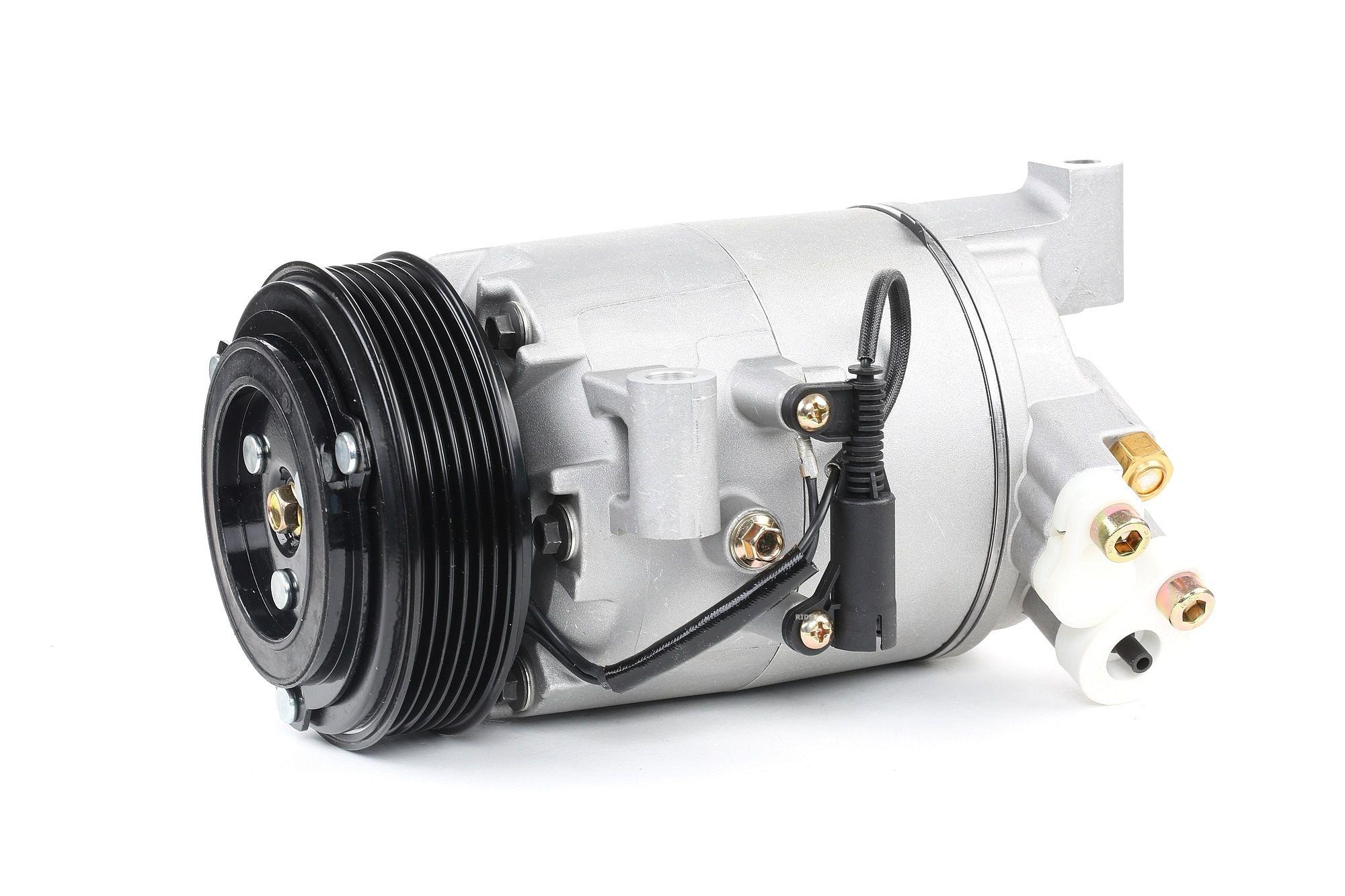 RIDEX: Original Kompressor 447K0017 (Riemenscheiben-Ø: 110mm)