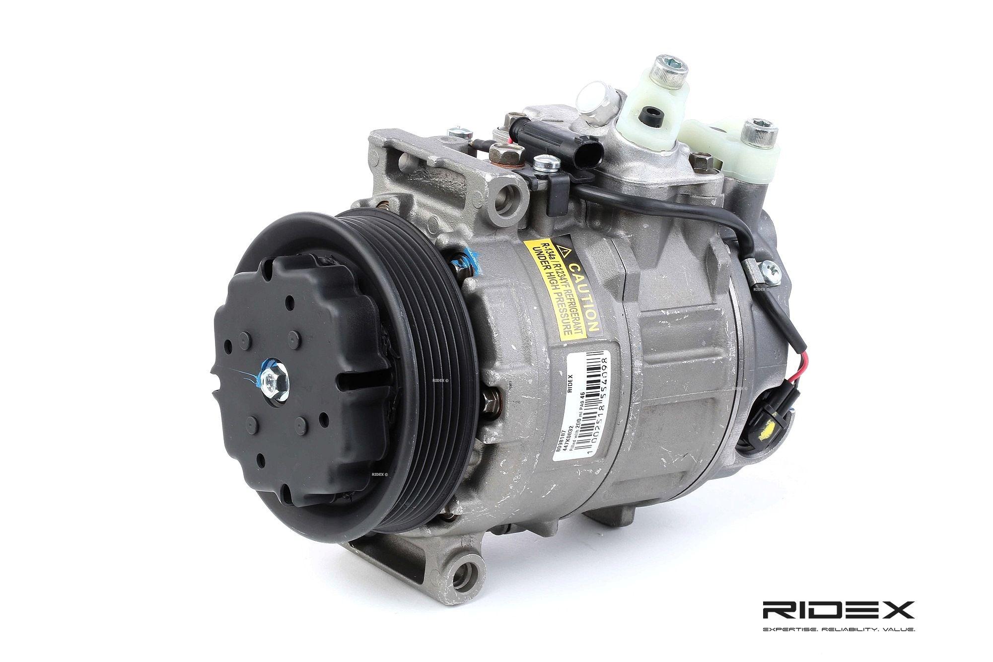 Original ALFA ROMEO Kompressor 447K0032