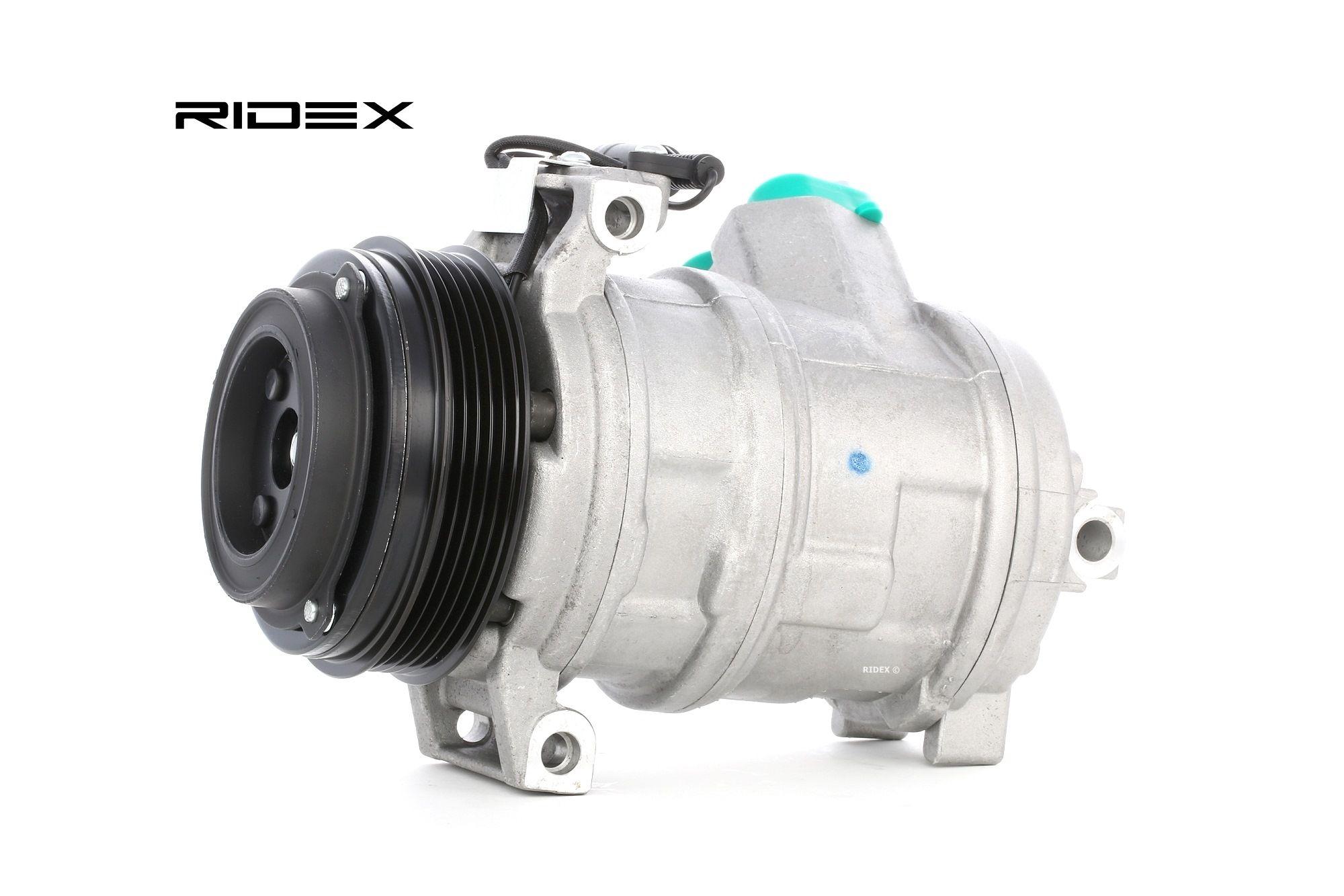 Kompressor Klimaanlage RIDEX 447K0035