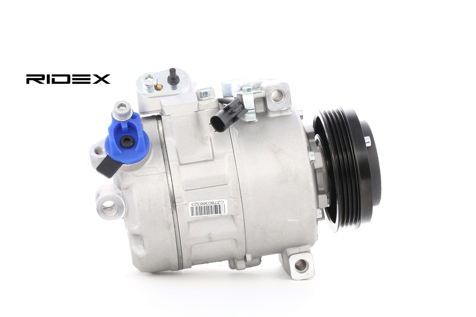 Original ALFA ROMEO Klimakompressor 447K0083