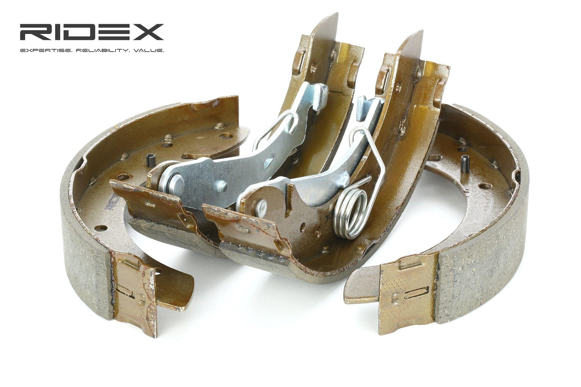 Bremsbackensatz für Trommelbremse 70B0008 rund um die Uhr online kaufen