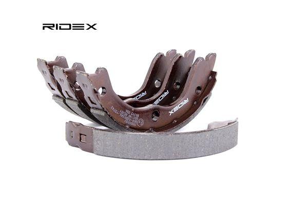 RIDEX: Original Trommelbremsen set 70B0093 (Breite: 21,5mm)