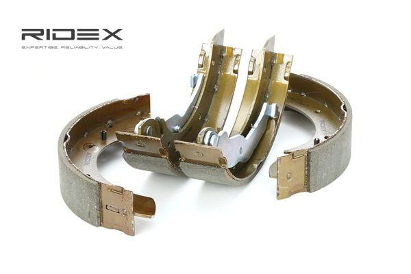 RIDEX: Original Trommelbremsen set 70B0021 (Breite: 42mm)