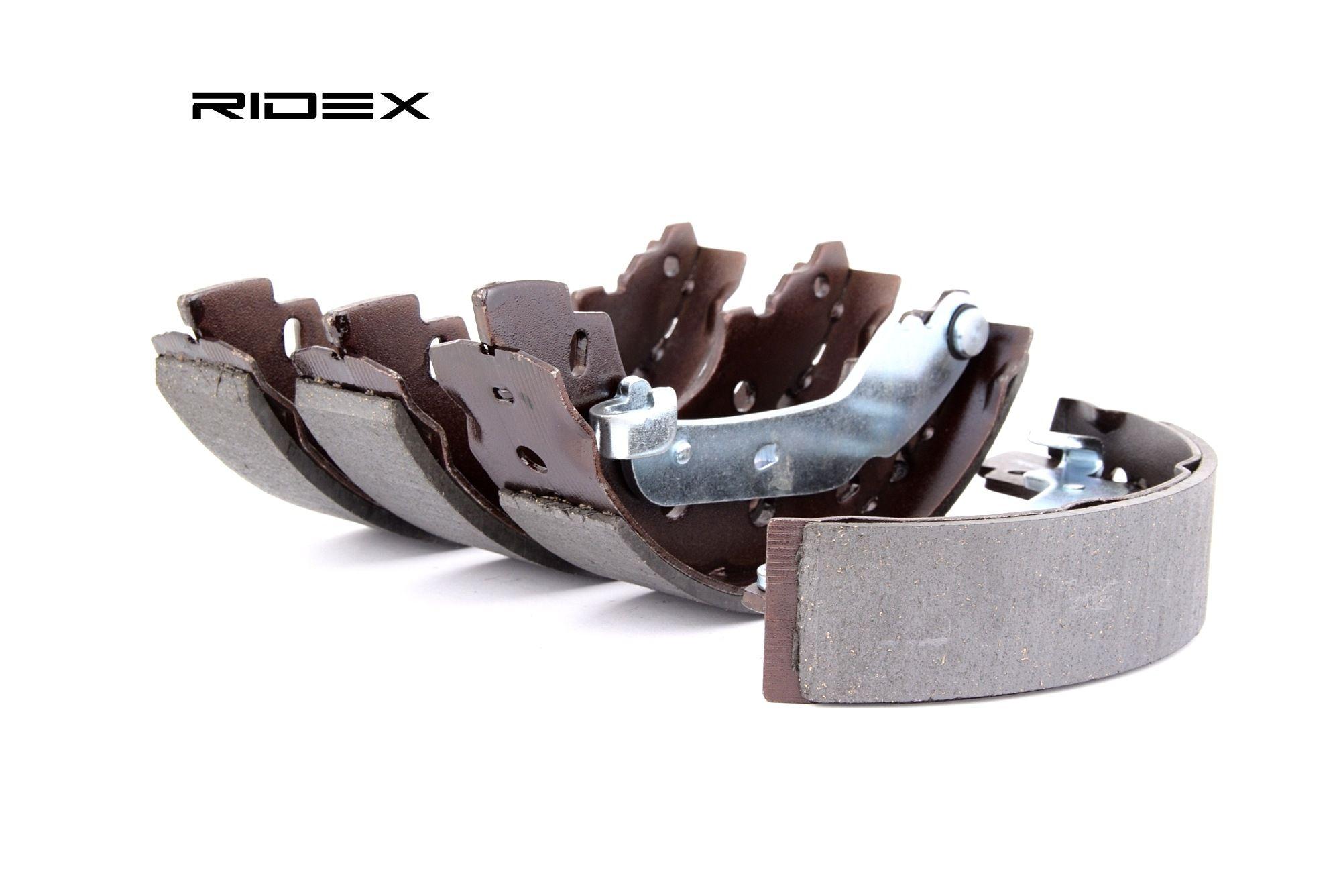 RIDEX: Original Bremsbackensatz 70B0090 (Breite: 39mm)