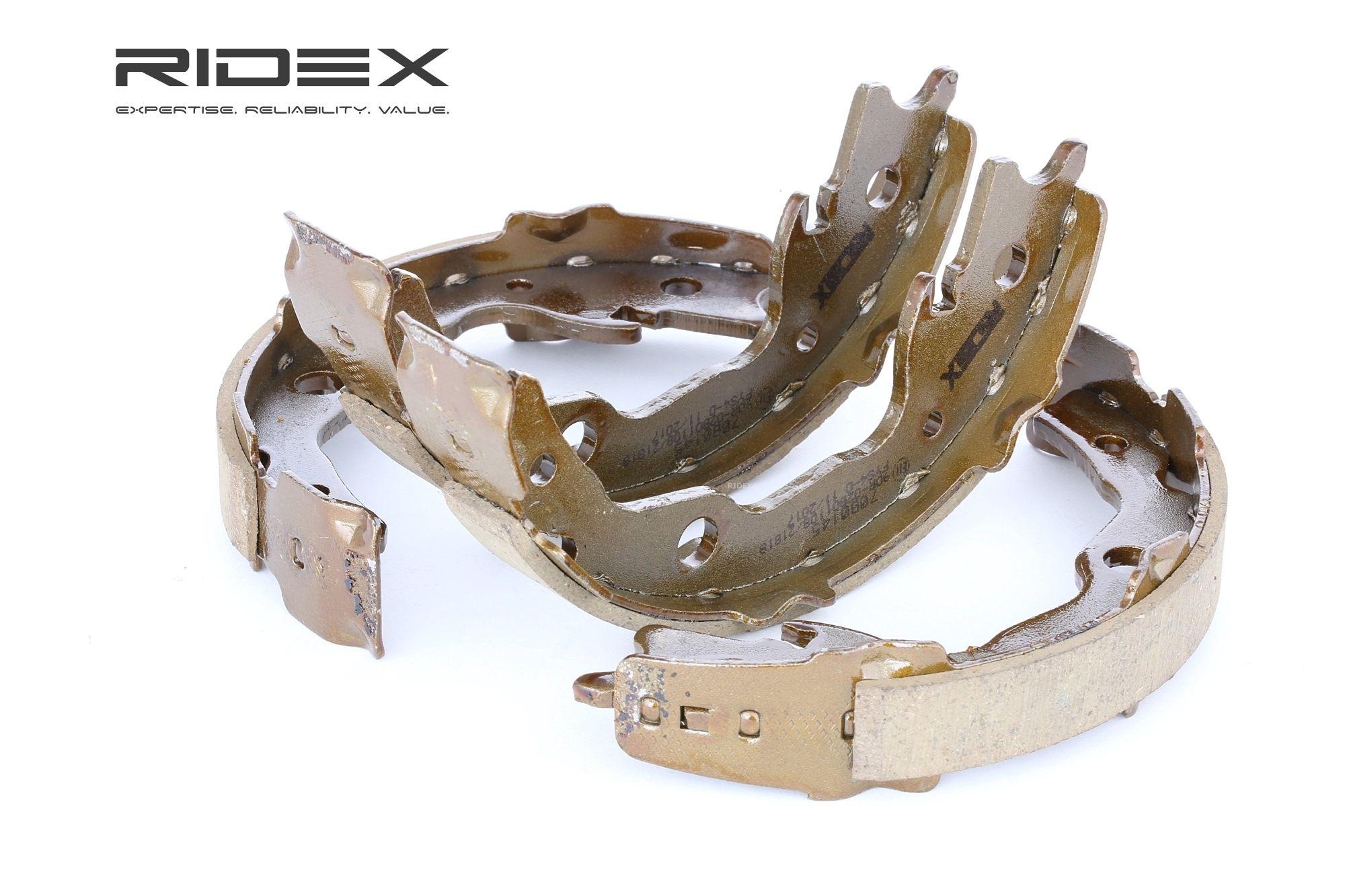 RIDEX: Original Bremsbackensatz 70B0145 (Breite: 32mm)