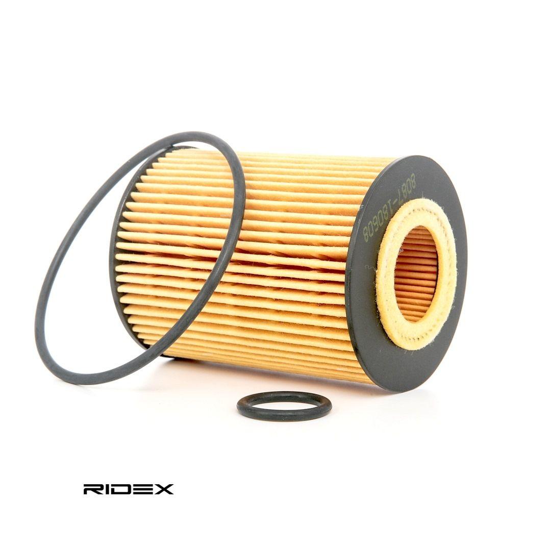 Filter 7O0104 som är helt RIDEX otroligt kostnadseffektivt