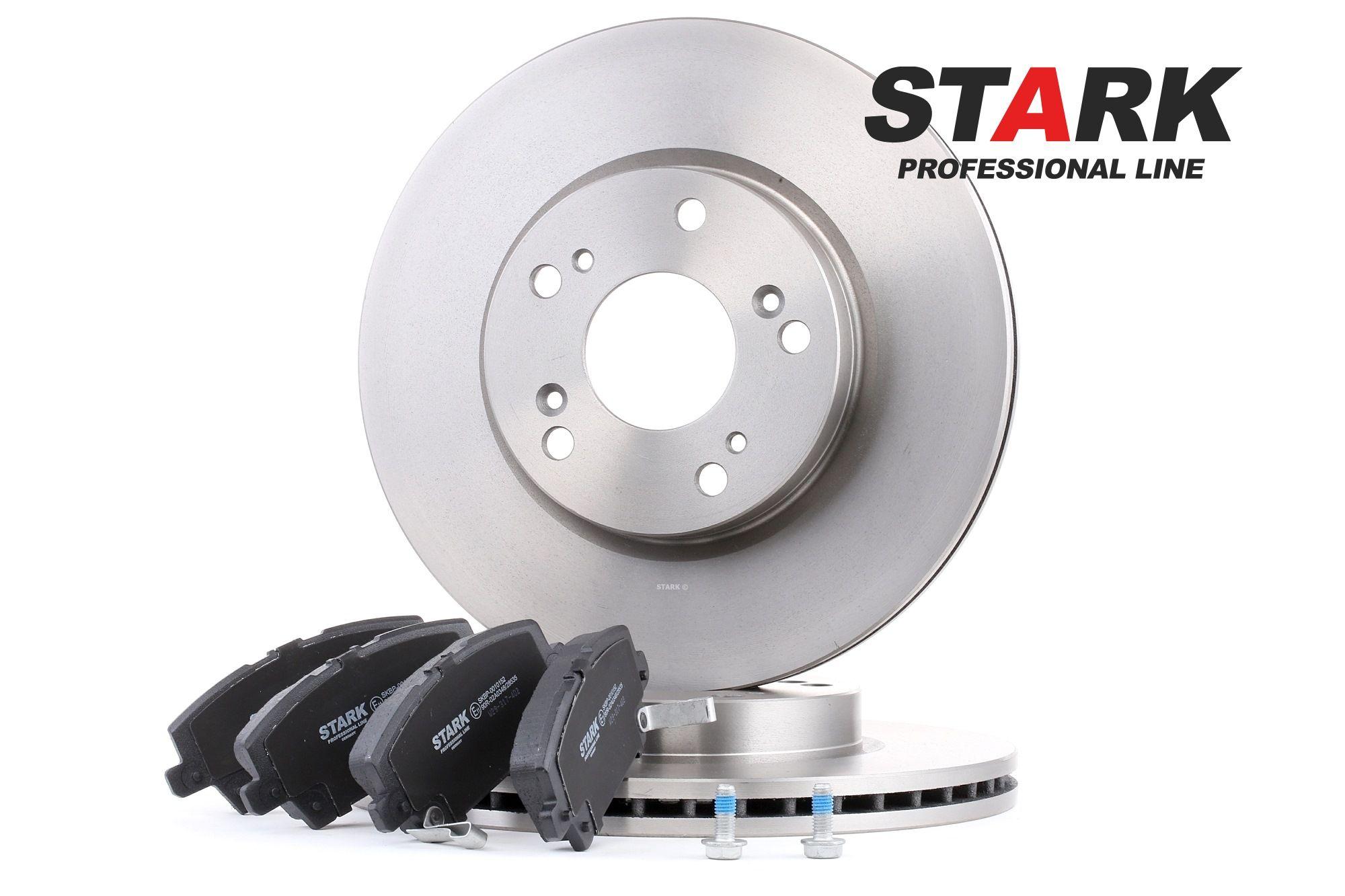 Buy original Brake discs and pads STARK SKBK-1090249