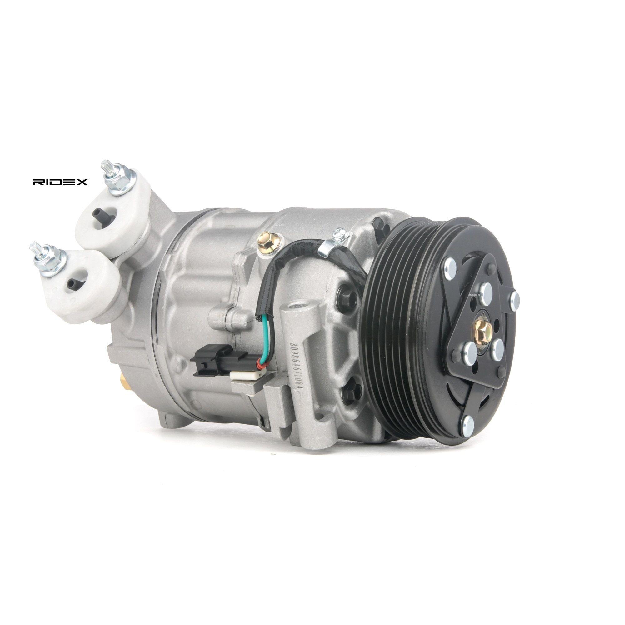 Klimakompressor RIDEX 447K0147