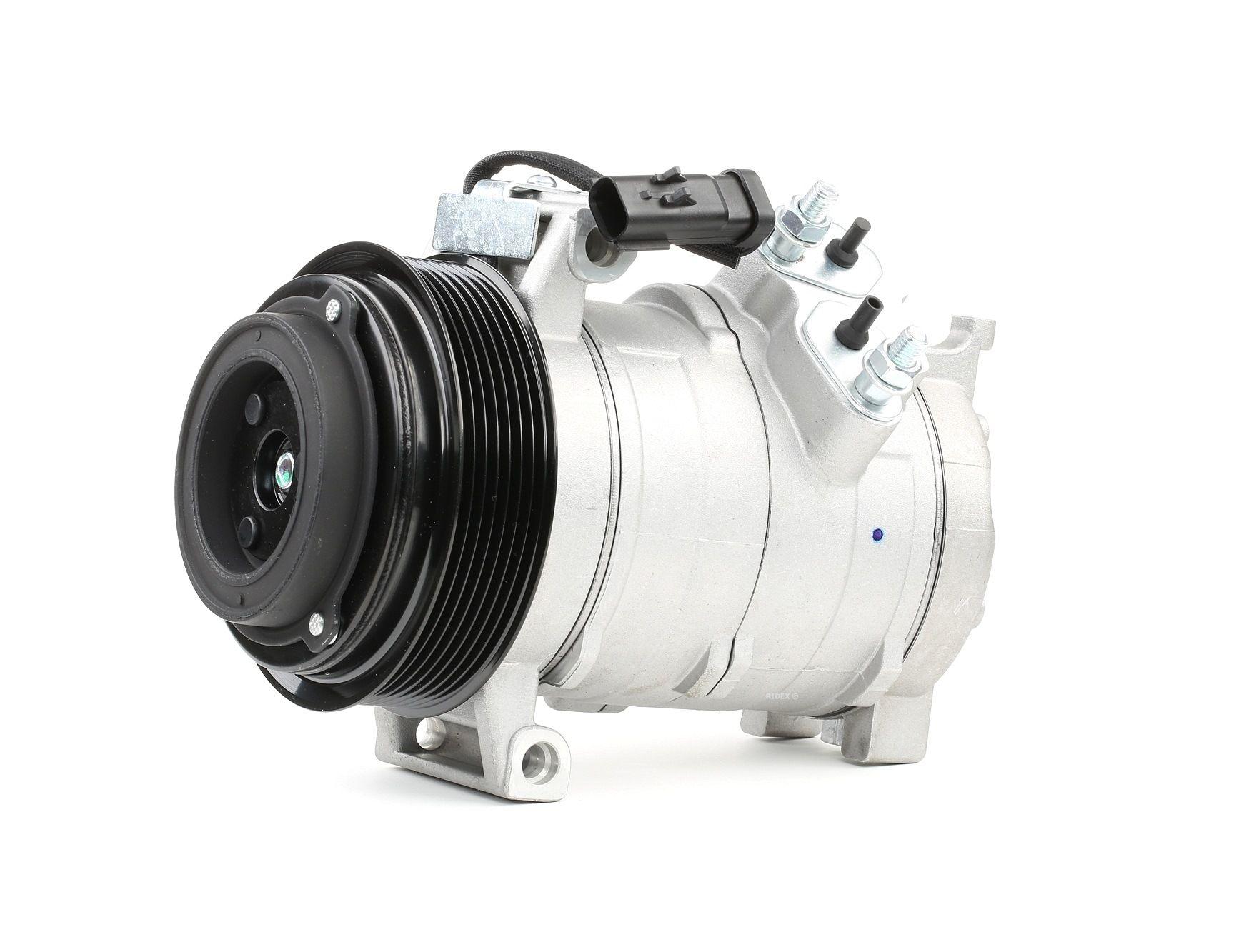 Original JEEP Kompressor Klimaanlage 447K0165