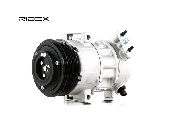 Kompressor, Klimaanlage 447K0186 — aktuelle Top OE 55702161 Ersatzteile-Angebote