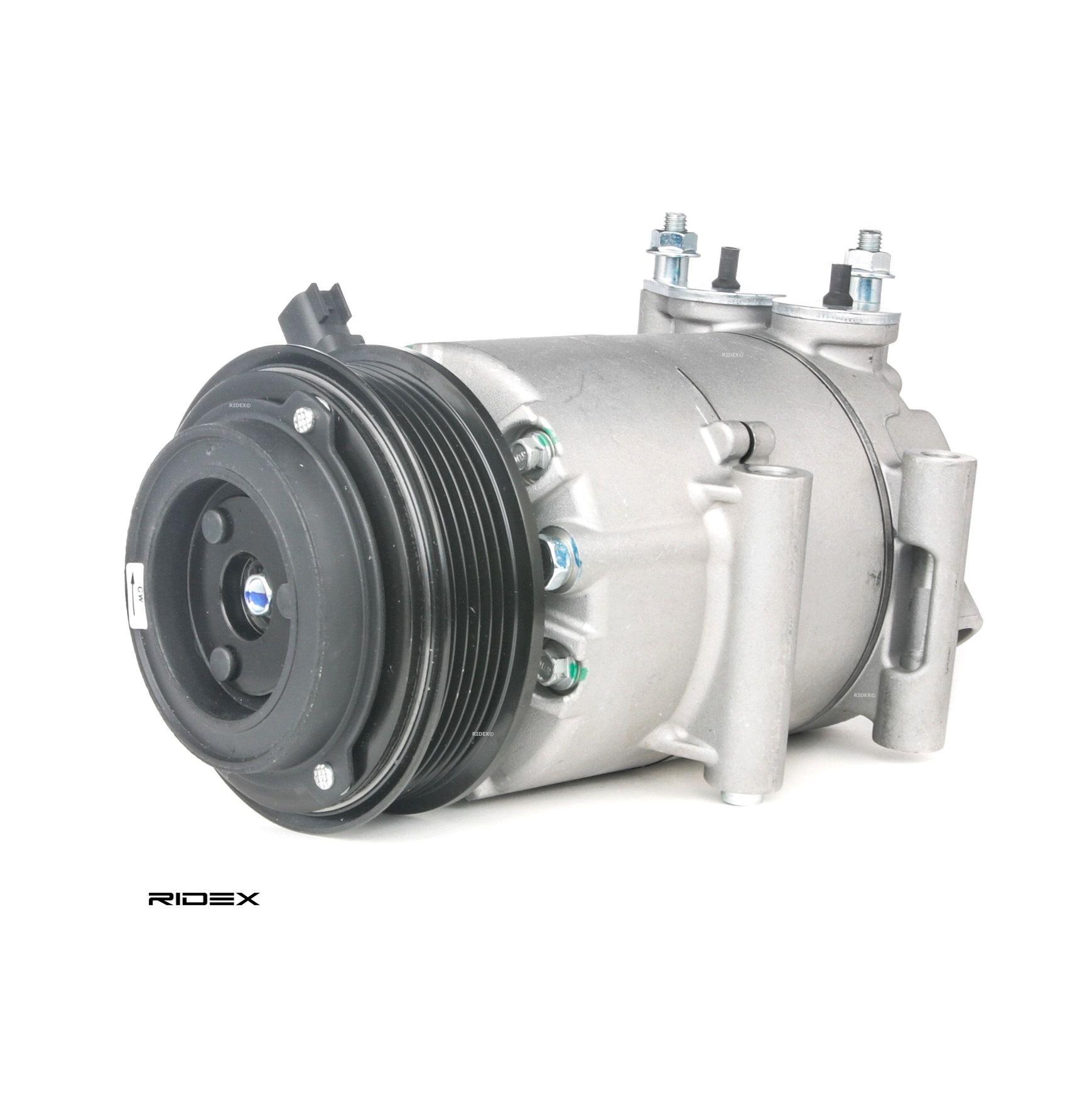 Klimakompressor RIDEX 447K0203