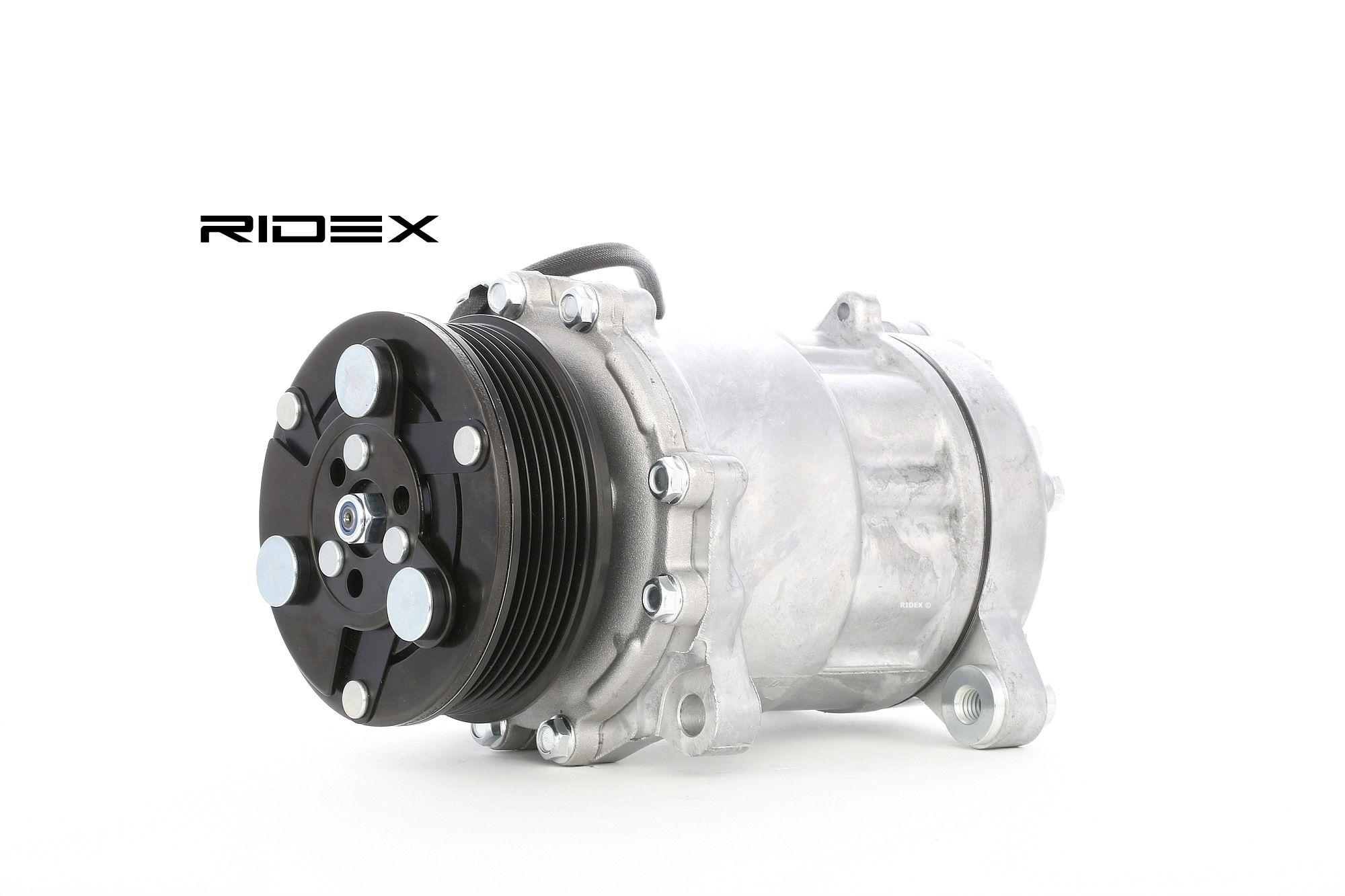 Kompressor Klimaanlage RIDEX 447K0205