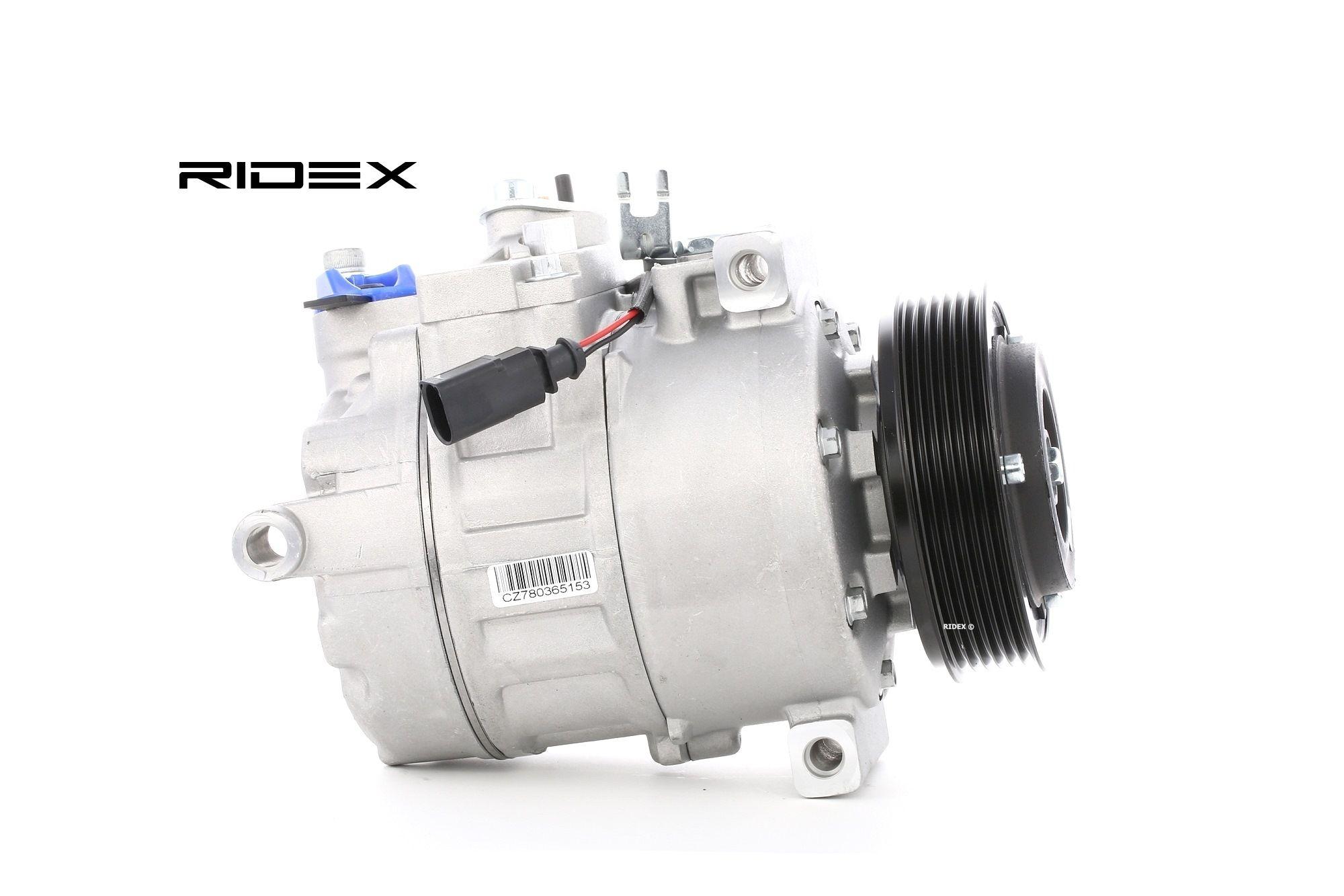 Kompressor Klimaanlage RIDEX 447K0225