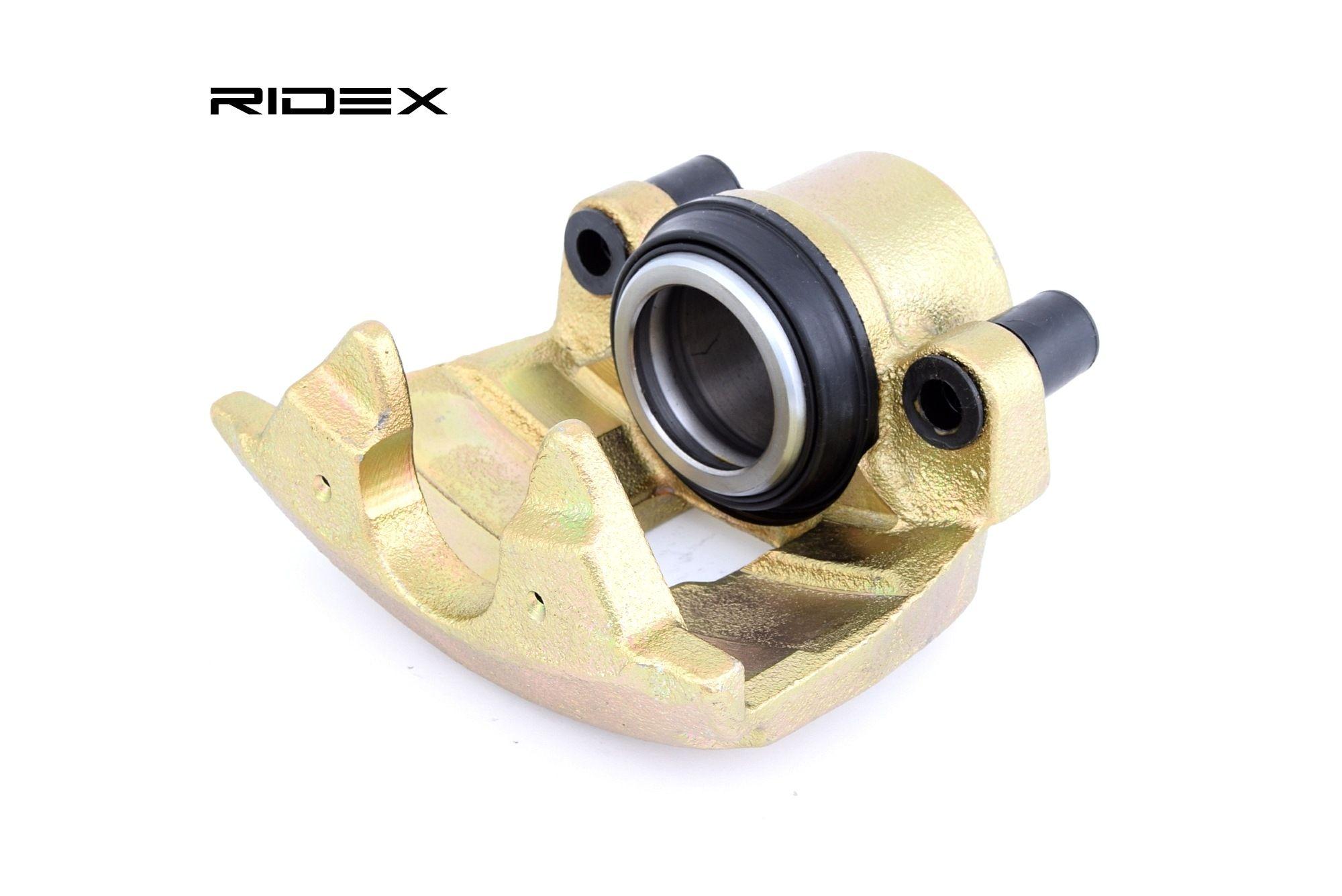 RIDEX: Original Bremssattel 78B0281 (Ø: 57mm, Ø: 57mm, Bremsscheibendicke: 25mm)