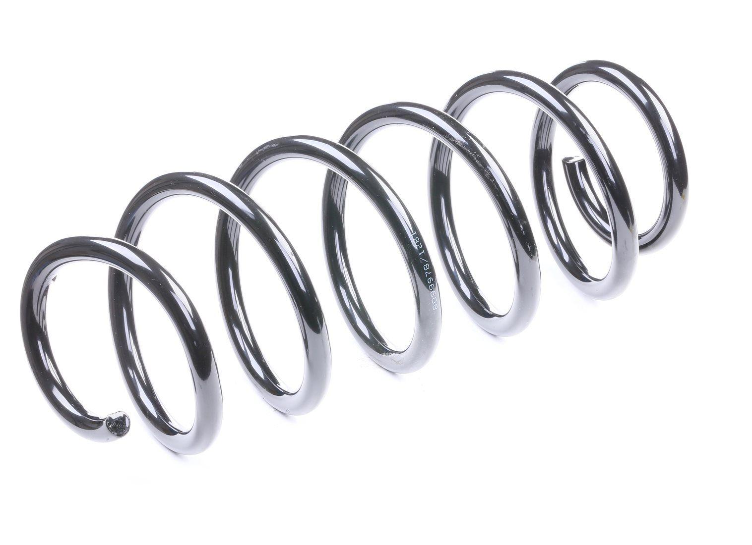 Origine Ressort de suspension RIDEX 188C0086 (Longueur: 356mm, Longueur: 356mm, Ø: 144mm, Épaisseur: 13,8mm)