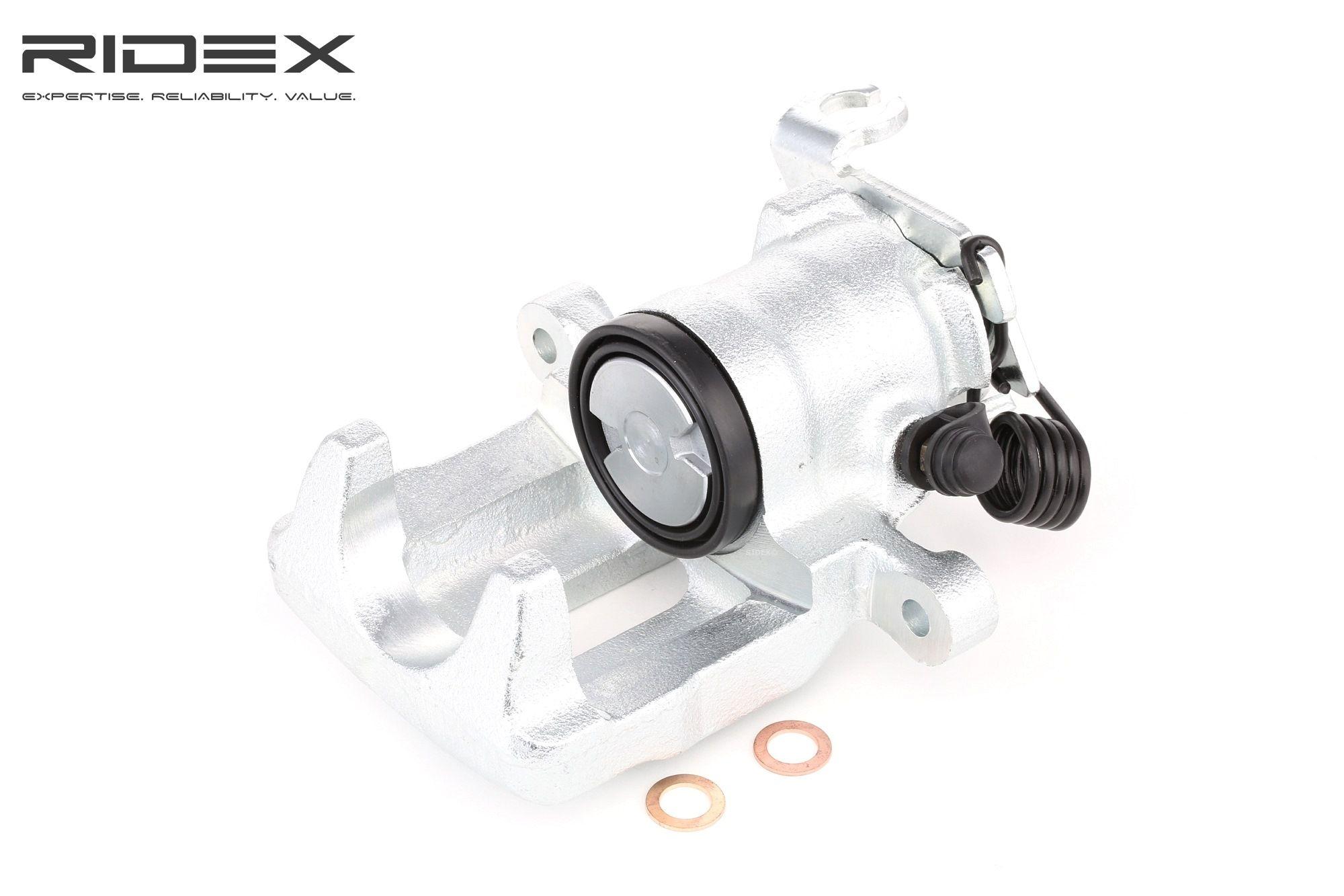 RIDEX: Original Bremszange 78B0133 (Bremsscheibendicke: 10mm)