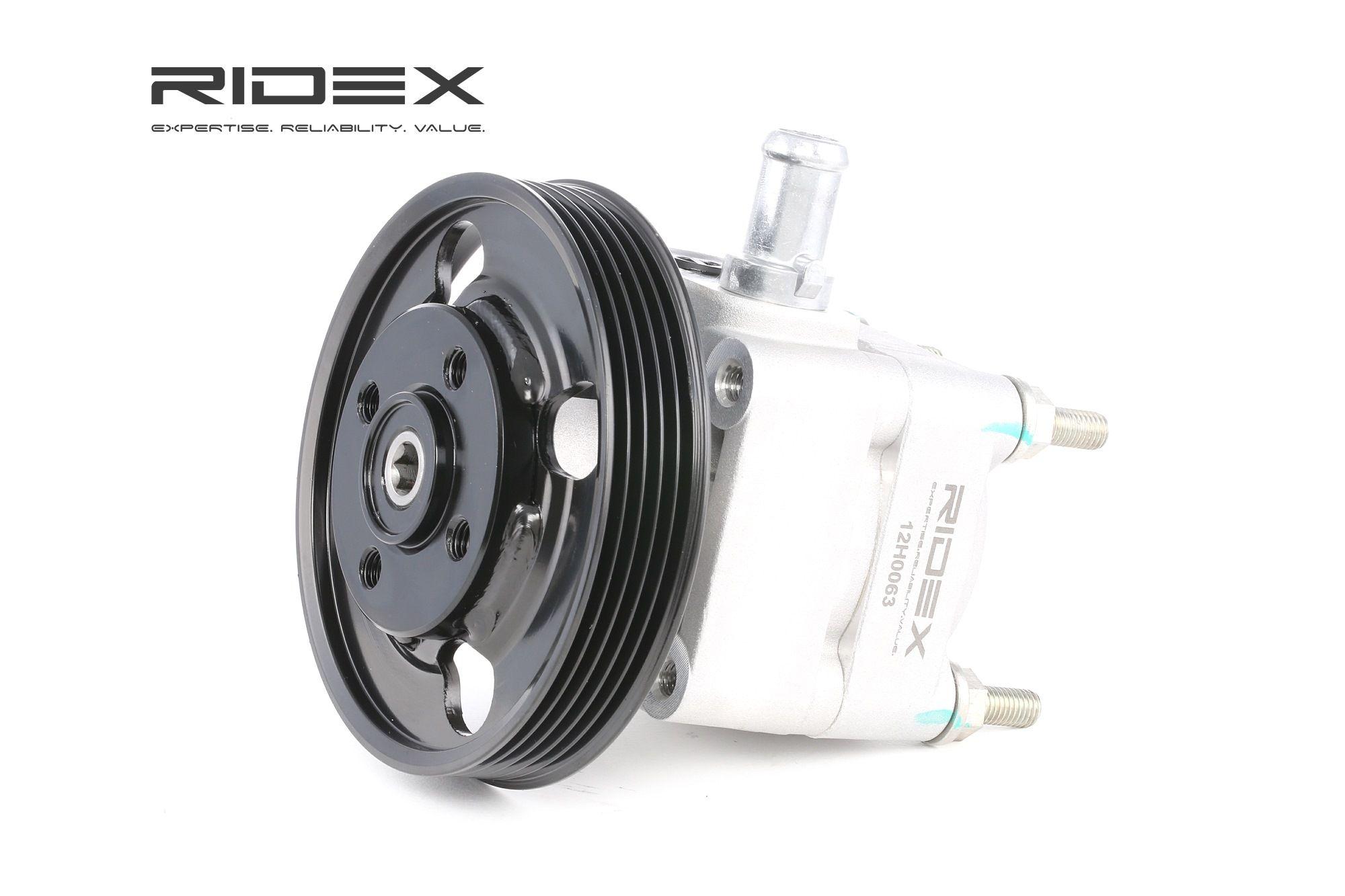 Acheter Pompe de direction assistée RIDEX 12H0063 à tout moment