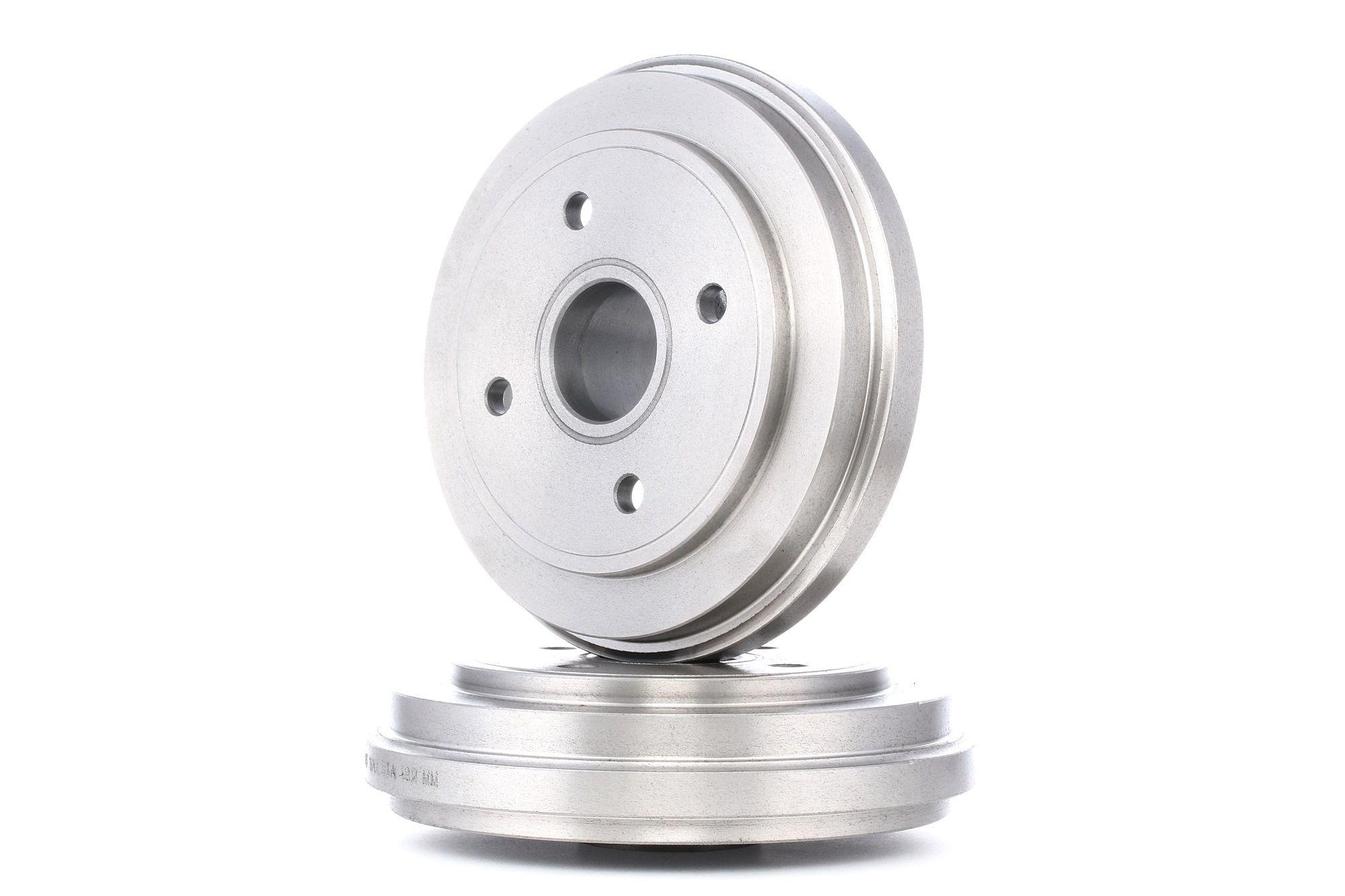 RIDEX: Original Trommelbremsen 123B0045 (Trommel-Ø: 180mm)