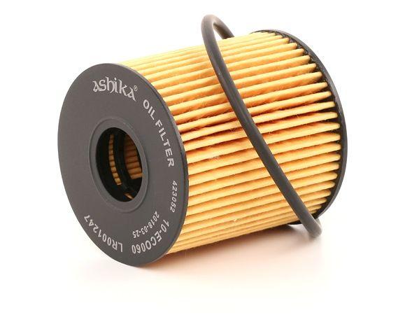 10-ECO060 ASHIKA Filtereinsatz Innendurchmesser: 24mm, Ø: 67mm Ölfilter 10-ECO060 günstig kaufen