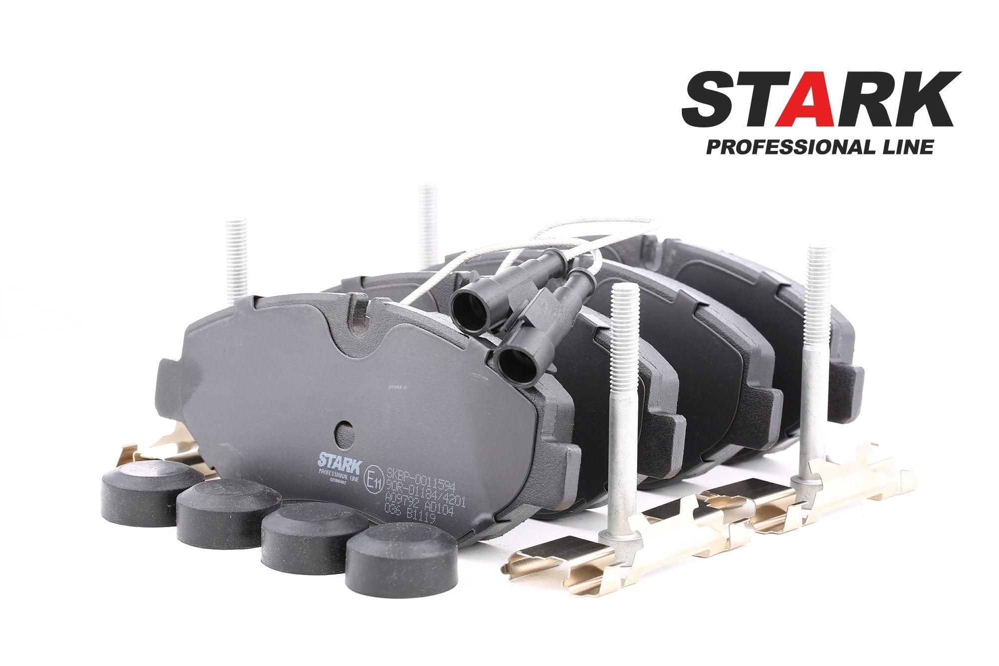 NISSAN NT400 2013 Tuning - Original STARK SKBP-0011594 Höhe: 66,9mm, Breite: 163,4mm, Dicke/Stärke: 21,4mm