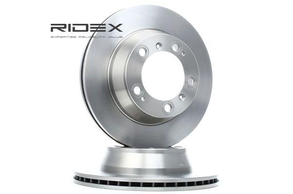 Kupte a vyměňte Brzdový kotouč RIDEX 82B0895