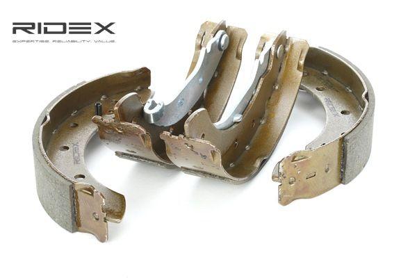 RIDEX 70B0003 Bremsbelagsatz Trommelbremse Twingo c06 1.2 16V 2005 75 PS - Premium Autoteile-Angebot