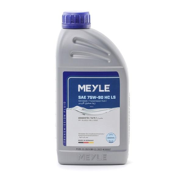 MEYLE Transmission Oil 014 019 2600