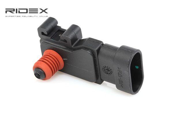Koop en vervang MAP sensor RIDEX 3947S0005