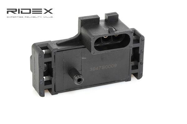 RIDEX датчик, налчгане във всмукателните тръби 3947S0009 купете онлайн денонощно
