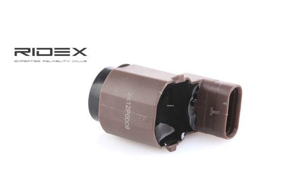 2412P0009 Système d'aide au stationnement avant, intérieur, Récepteur à ultrasons RIDEX à petits prix à acheter dès maintenant !